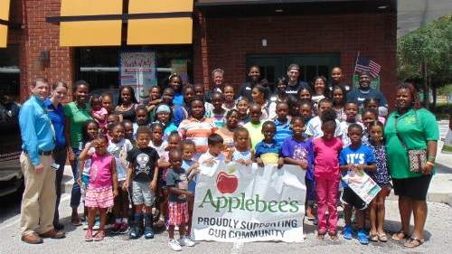 Thank You Applebee's!!