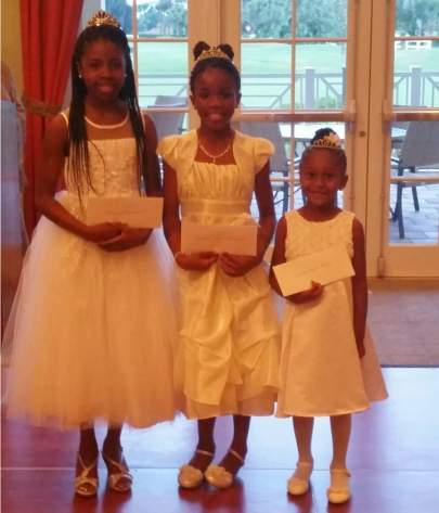 2015 Cotillion Winners